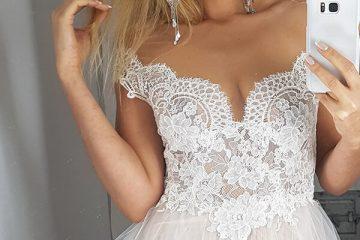 Suknia ślubna z duszą