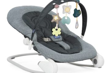 Krzesełko czy leżaczek dla malucha - co wybrać