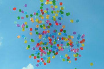 balony na roczek